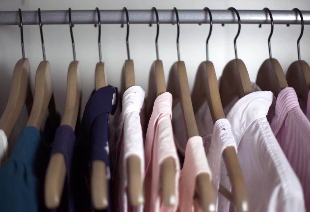 Chaos im Kleiderschrank