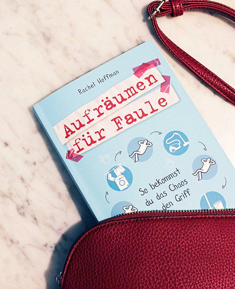 """Buchkritik: """"Aufräumen für Faule"""" von Rachel Hoffman"""