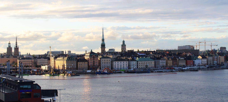 Stockholm Hafen Wochenende Skyline Kurztrip Sightseeing Panorama Sehenswürdigkeiten